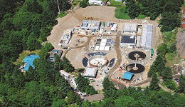 City of Wilsonville Wastewater Treatment Plant