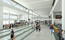 Rendering of Gate Expansion Project at DEN