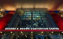 George R. Brown Convention Center entrance