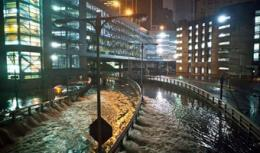 Stormwater overflows, New York City