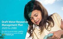 SouthEast Water Resources Management Plan cover