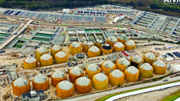 Atotonilco Wastewater Treatment Plant