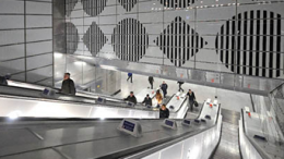 Tottenham Court Road Station Upgrade rendering