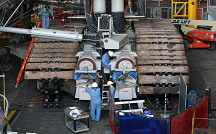 Crawler Transporter Gearbox Refurbishment